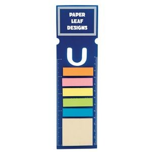 Rectangle Book Mark With 150 Sticky Notes